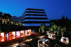Hotel Lone Rovinj makes Condé Nast Traveler's Hot List 2012
