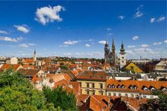 Number of visitors to Zagreb up 10 per cent in 2011