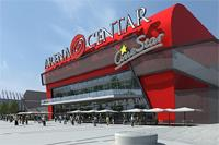 Trigranit announces grand opening of Zagreb Arena Centar