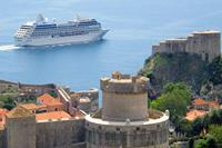 Croatia and Turkey top cruise destinations
