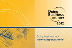 Croatia ranked 80th in the World Bank's Doing Business 2012 report