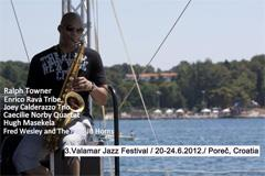 Valamar Jazz Festival opens in Porec today