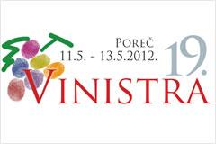 Dates announced for wine exhibition Vinistra 2012