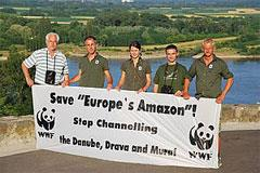 "WWF warns on destruction of ""Europe's Amazon"" planned ahead of Croatia's EU accession"